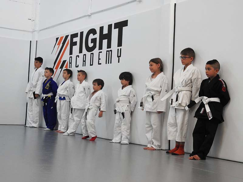 BJJ KIDS Zfight Academy