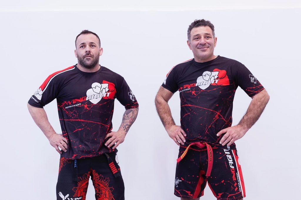 WingFight Victor Gutierrez & Iñigo Zarrabeitia